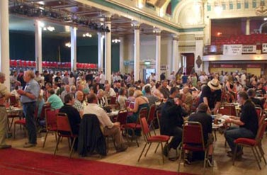 Thanet Beer Festival - Main Hall